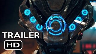 Kill Command Official Trailer #1 (2016) Sci-Fi Action Movie HD