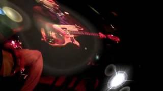 Jazz Bar Edinburgh fringe 2011 preview. John Hunt Make Your Move. Homemade guitar.