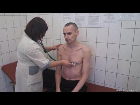 Спектакль-пикет в поддержку Олега Сенцова