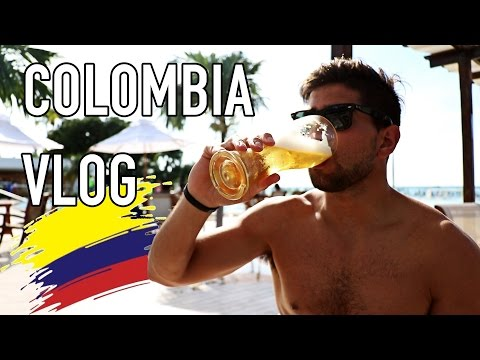 COLOMBIA VLOG