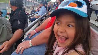 Madera Speedway Asphalt Track Auto Racing In California - Family Night Fun At The Races (4-27-19)