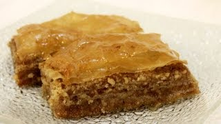 Baklava recept - Baklava recipe