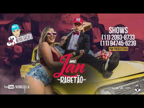 MC LAN - RABETÃO - MUSICA NOVA 2017