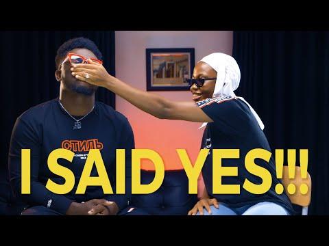 I SAID YES !! // TAAOOMA