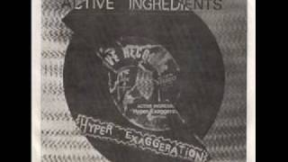 Active Ingredients - Hyper Exaggeration / Bird on Fire