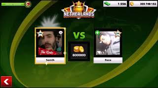 Soccer Stars- ATTCAK GAME VS ATTCAK GAME 8M ⚽️