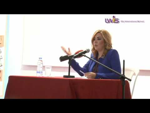 TL Journalist Cynthia Al-Asmar Interview at LWIS-CiS, Feb. 2