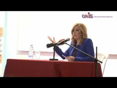 TL Journalist Cynthia Al-Asmar Interview at LWIS-CiS, Feb. 24th, 2017