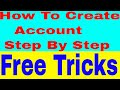 Absher Account Create  (How To Creat Account )
