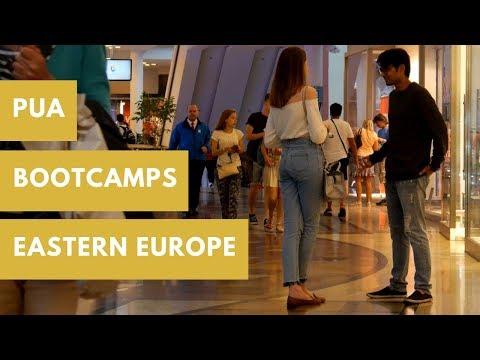 PUA bootcamps (Prague & Bratislava)