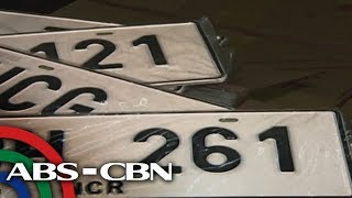 Failon Ngayon: Delayed Issuance of Plate Number