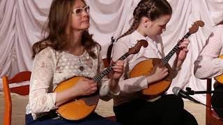 Отчетный концерт в ДШИ