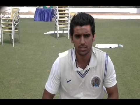 Interview with Deepak Chahar
