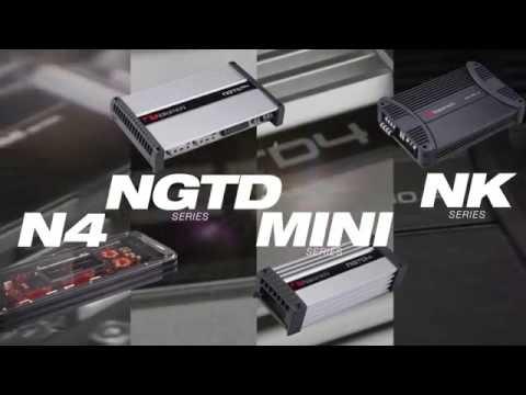 Nakamichi Amplifiers Series