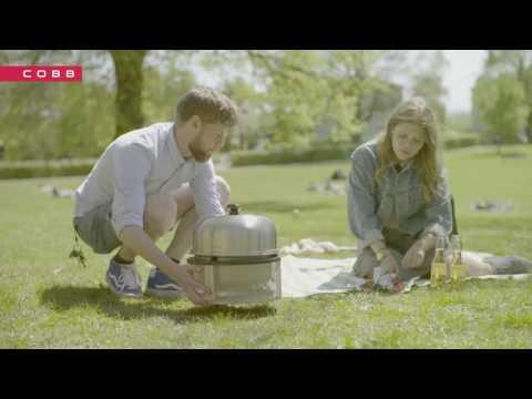 Cobb Scandinavia - Abendessen im Park