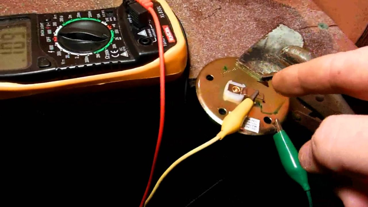 medium resolution of 2 wire fuel gauge diagram