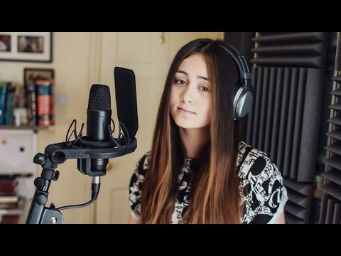 Chandelier  Sia   Jasmine Thompson