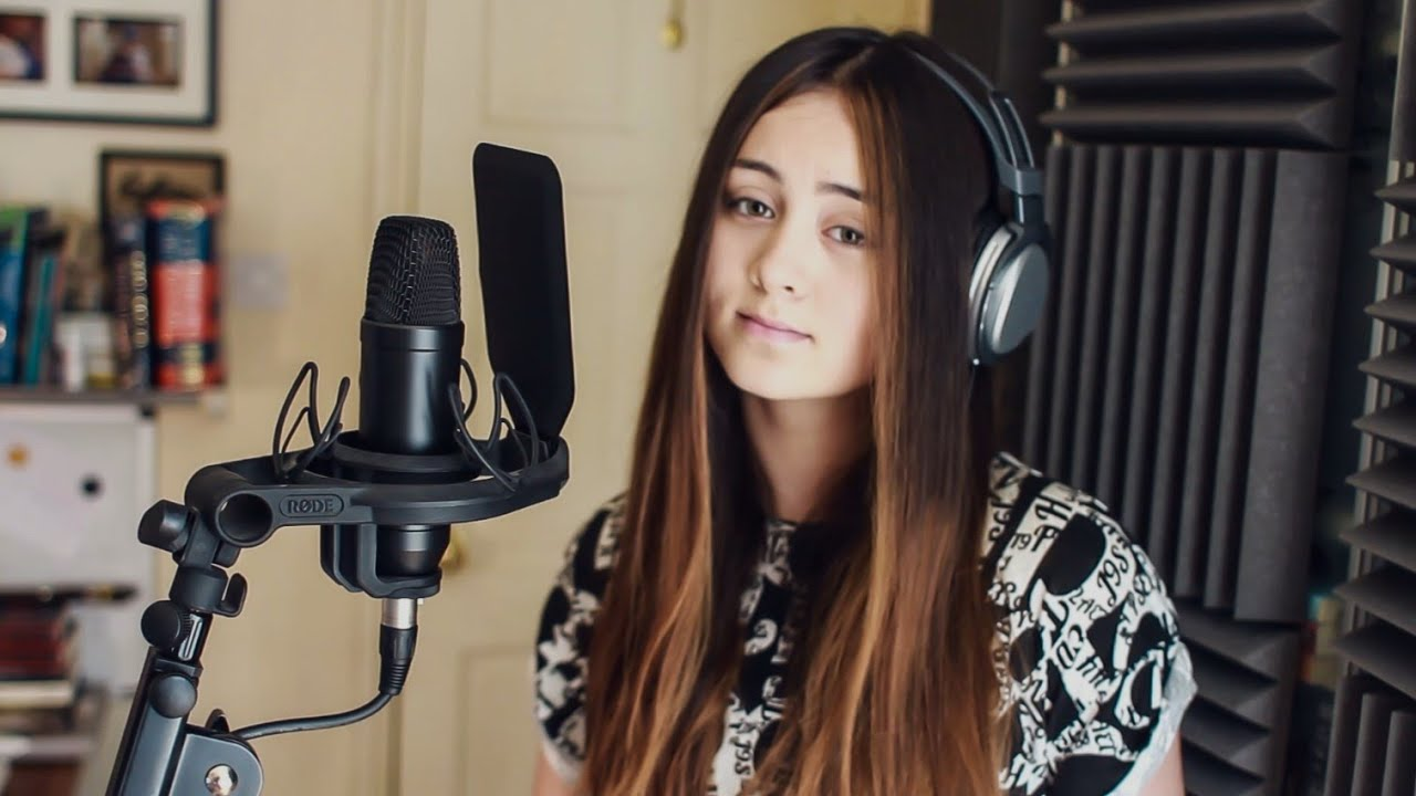 Chandelier - Sia (Cover by Jasmine Thompson) - YouTube