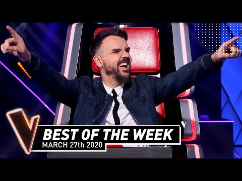 What Happened This Week In The Voice? | HIGHLIGHTS | 27-03-2020