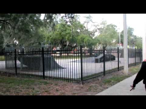 Stratification in Parks in Hillsborough County, Florida