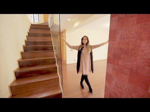 Empty HOUSE - TOUR - CASA NOVA #sarahome | Sara Ferreira