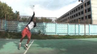 Теннис. Учебное видео. Основы техники. Часть 3