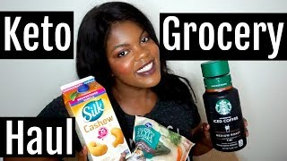 LOW CARB GROCERY HAUL for WEIGHT LOSS | KEILA KETO