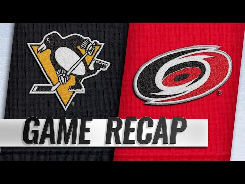 Sports Wrap with Ron Potesta - Penguins Fall To Hurricanes In Shootout