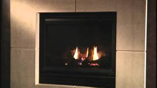 Heat & Glo Slim Line Sl550 Gas Fireplace