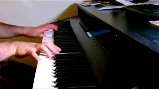 """Pianist Fernando Refay performs the short piano outro in """"The Sheri..."""