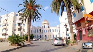 Driving in Tunisia جولة في تونس : Hammam Lif - حمام الأنف