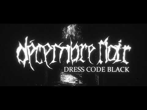 Decembre Noir - Dress.Code.Black (lyric video)