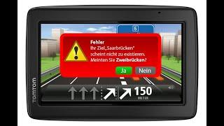 Weil niemand da hinwill: TomTom löscht Saarland aus Navigationsgeräten