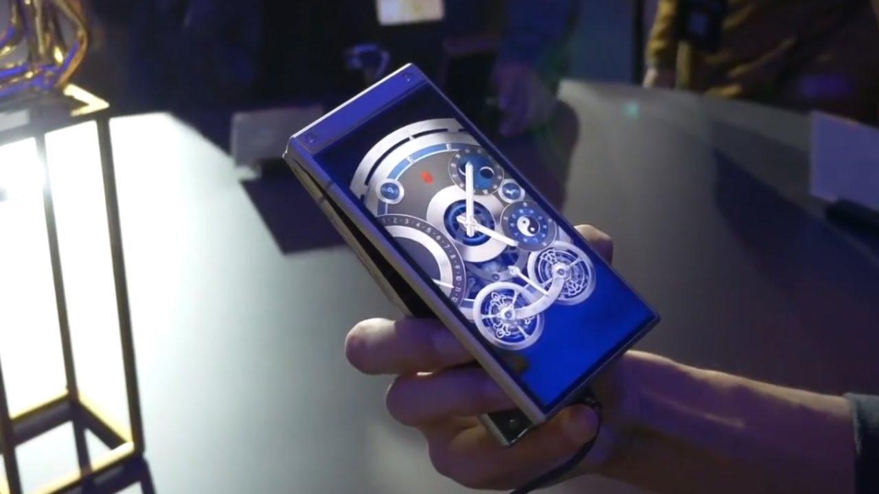 Samsung W2019 nắp gập đắt hơn cả iPhone XS Max – Nghenhinvietnam.vn
