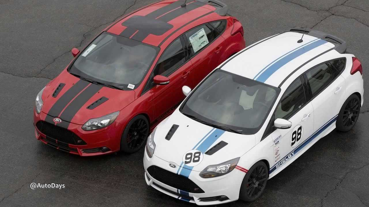 2014 shelby ford focus st preview - 2014 Ford Focus St Red
