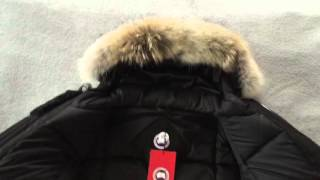 Canada Goose Citadel Parka Review Deutsch