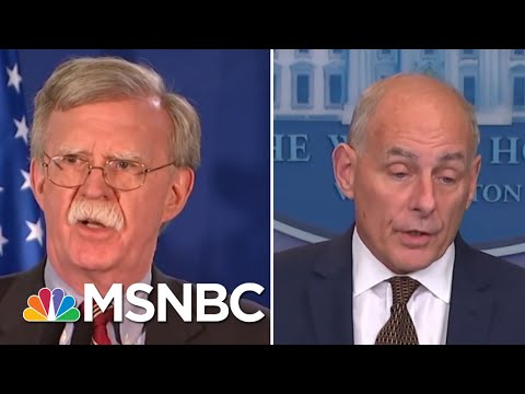 In Battle Over Bolton Testimony, Does Mitch McConnell Have The Votes? - Day That Was | MSNBC