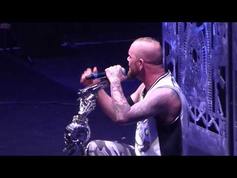 Five Finger Death Punch  Coming Down    Manchester, UK  301113
