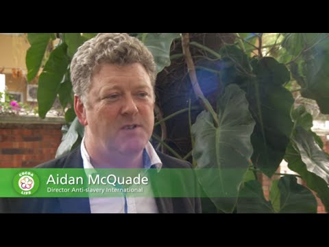 Cocoa Life: Interview with Aidan McQuade, Director of Anti-Slavery International