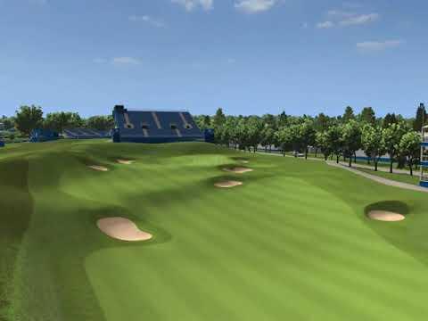 Gleneagles Ryder Cup - Hole 18