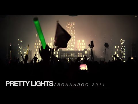 Pretty Lights  I Know The Truth Bonnaroo 2011 HD  Recap