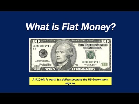 what-is-fiat-money?