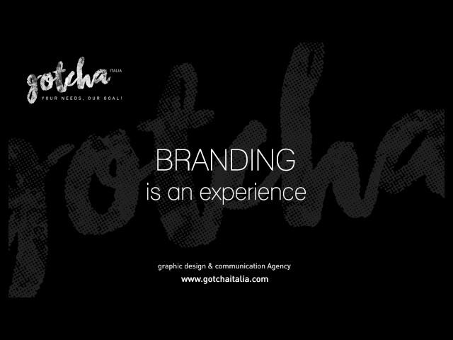 GOTCHA ITALIA 2017 advertising campaign