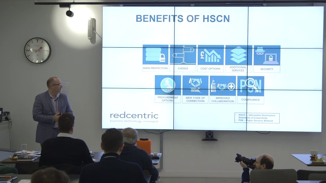 Connecting To AWS Uk Region Cloud Services Via N3/HSCN