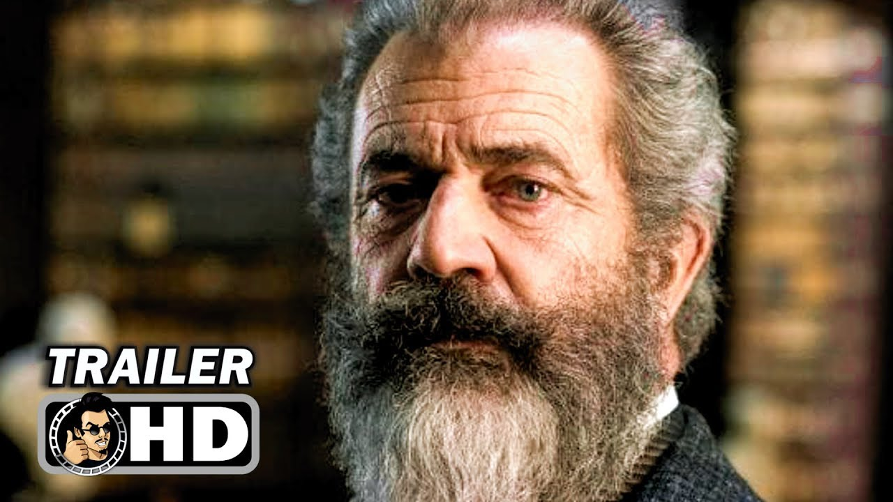Mel Gibson And Sean Penn Have Beards, Compile The Dictionary In 'The