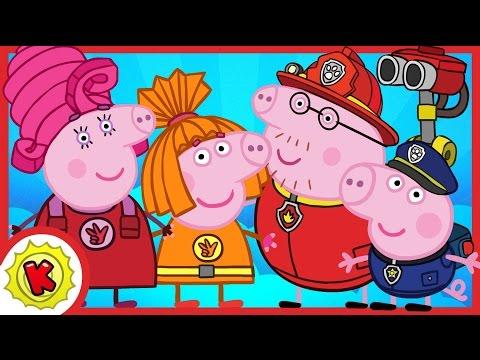 Видео: Киндер Сюрприз. Все серии. Свинка Пеппа - Щенячий Патруль, Фиксики, Бен и Холли, Покемоны