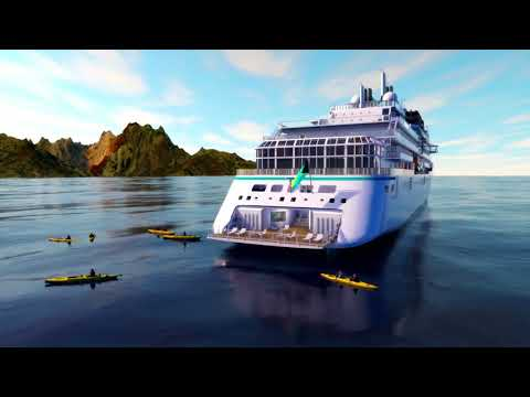 Crystal Expedition Cruises | Crystal Endeavor