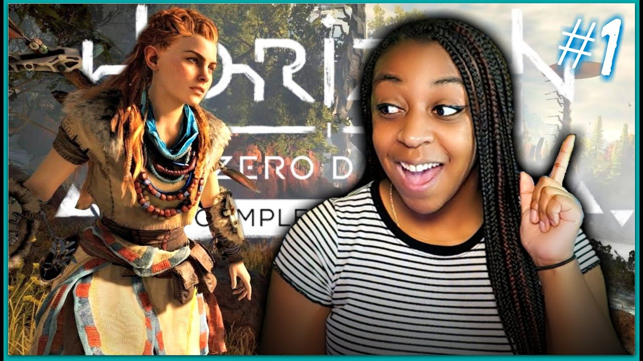 BEEN A LONG TIME COMING!!! | Horizon Zero Dawn Gameplay!!! | Part 1 thumbnail