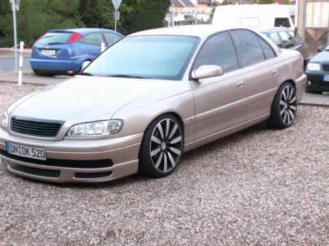 opel omega b facelift cadilac catera youtube. Black Bedroom Furniture Sets. Home Design Ideas