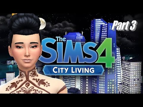 The Sims 4 City Living Gameplay//Part 3 - KARAOKE CONTEST